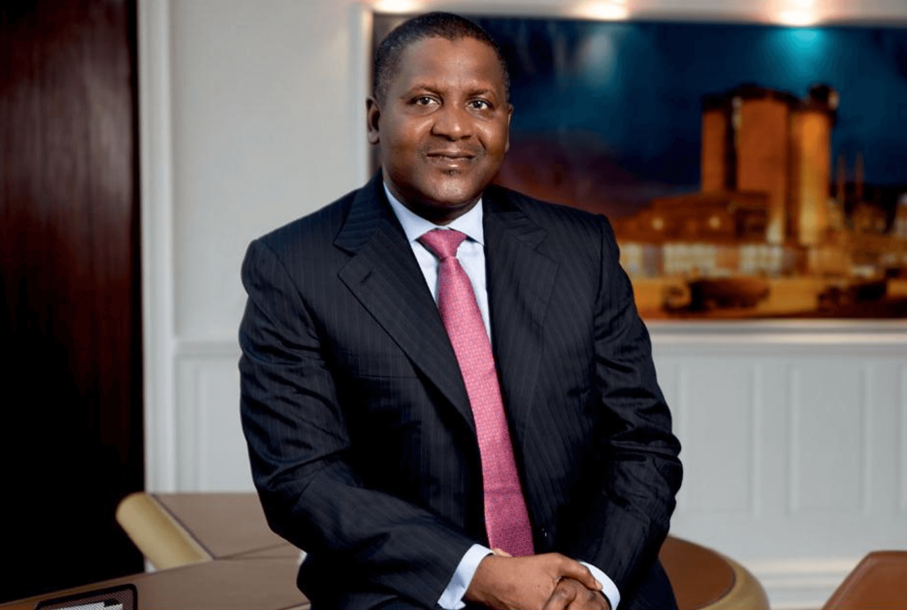 Billionaire Aliko Dangote is the world's richest black person—here's how he made his wealth